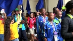 California Towns Welcome Special Olympics Athletes