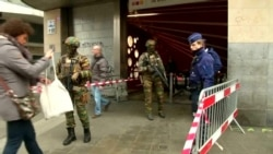 On The Scene: Brussels Bombings Aftermath