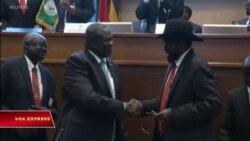 Nam Sudan chấm dứt nội chiến