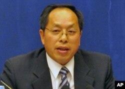 中国国家林业局防沙治沙办公室主任刘拓