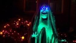 В США апофеоз осеннего сезона: Хэллоуин – празднование кануна Дня всех святых