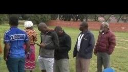 VOA Portugues: COVID-19: Guerra por comida em Joanesburgo