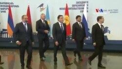 Եվրասիական միջկառավարական խորհրդի հերթական նիստի մեկնարկը