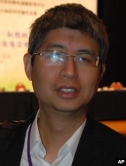 香港中文大學政治與行政學系副教授馬嶽