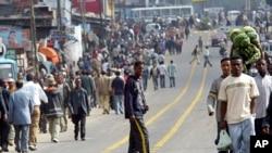 Ethiopia memberlakukan keadaan darurat sejak 8 Oktober untuk membungkam suara-suara medi yang kritis dan memenjarakan tersangka pembangkang (Foto: dok).