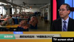 """专家视点(林枫):美欧如何应对""""中国制造2025"""""""