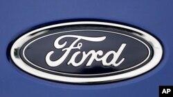 Emblème de Ford.