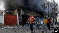 Hasta ahora unas 1.428 personas han muerto en Gaza, y otras 8.000 han resultado heridas en 24 días de hostilidades.
