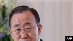 Tổng thư ký Ban Ki-moon đã phái một nhóm đến Tây Phi để đánh giá tình hình và đề xuất cách đối phó với nạn hải tặc trong vùng Vịnh Guine
