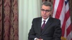 Джеффри Пайетт: победителем на выборах в Раду является украинский народ