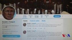 川普透露三名被北韓關押的美國人正在返美途中