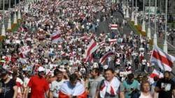 白俄羅斯民眾持續抗議 普京祝盧卡申科生日快樂