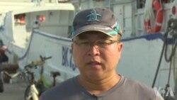 高雄渔民陈伟民担心护渔力度减弱原声视频