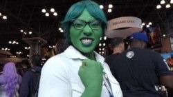 Women Make Their Mark at Comic Con