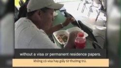 Học từ vựng qua bản tin ngắn: Undocumented worker (VOA)