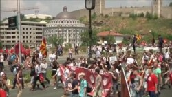 Skopje Protests Underscore Balkan Tensions