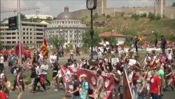 Skopje Protests Underscore Balkan Tensions