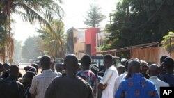 Ataque a hotel no Mali