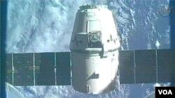 Kapsula Dragon napušta Medjunarodnu svemirsku stanicu