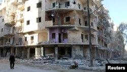 Алеппо, 20 октабря 2016