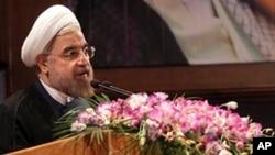 Tân Tổng thống Iran Hassan Rouhani