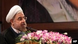 Iran's new president, Hassan Rouhani (File Photo)