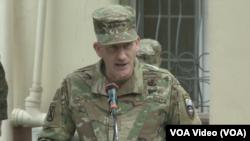 جنرال نیکلسن دمخه په افغانستان کې څلور ځلې د امریکا په پوځ کې ماموریت ترسره کړی دی.