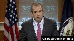 美國國務院發言人托納(資料圖片)