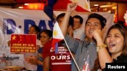 У Манілі вітають рішення Гаазького суду