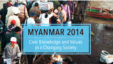 Asia Foundation's Myanmar Public Opinion Survey