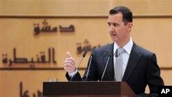 알 아사드 시리아 대통령
