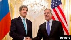 Da li mogu i šta mogu dogovoriti: Kerry i Lavrov