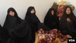 افغان های رد مرز شده از ایران