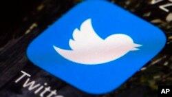 推特帳號。