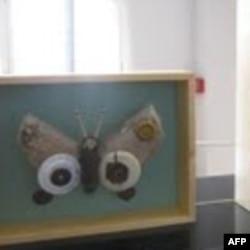 Каменные бабочки из Нью-Йорка сделали остановку в Санкт-Петербурге