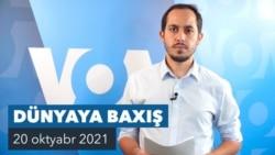 Dünyaya Baxış. Aleksey Navalnı Saxarov Mükafatına layiq görülüb