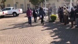 MDC Alliance Legal Team Arrives at Zimbabwe Constitutional Court