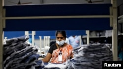 تامل نادو، گارمینٹ فیکٹری (فائل)