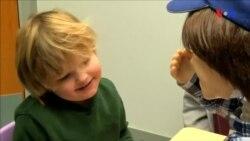 Autizmi olan uşaqlar üçün robot