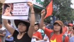 TQ phản ứng trước các cuộc biểu tình chống Trung Quốc tại Việt Nam