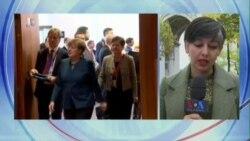 گزارش نیلوفر پورابراهیم از نشست اتحادیه اروپا: به روسیه سخت گرفته نمی شود