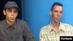 Rojas había desaparecido junto con su compañero, William Rivero, mientras daban cobertura de la protesta de este sábado 22 de abril en Caracas.