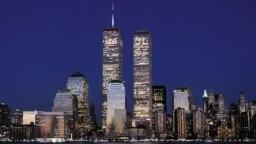 归零地–今昔变迁 在9/11被毁的10栋建筑和一个广场的原址重建归零地