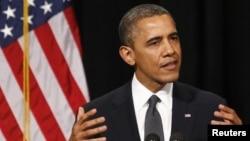 Presiden Obama mendesak agar Rwanda mengakhiri dukungan bagi pemberontak Kongo (Foto: dok).