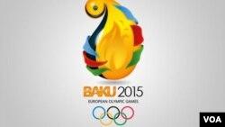 Bakı 2015 Avropa Oyunları-logo