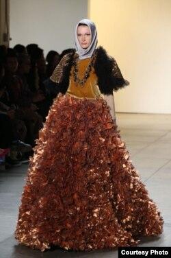 Nyu-York moda sahnalarida