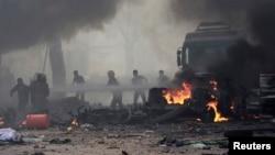9月6日,敘利亞戰機對伊斯蘭國激進分子佔據的拉卡進行空襲。
