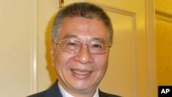 台灣中華民國高等政策研究協會秘書長楊念祖資料照。