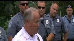 密蘇里州抗議者再與警察衝突