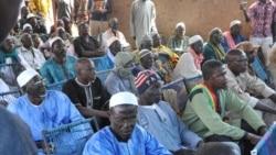 "Mali: Djaman tigui dankan, Dr. Boubou Cisse toun be tamala ""Dialassagou"" Mopti marala."